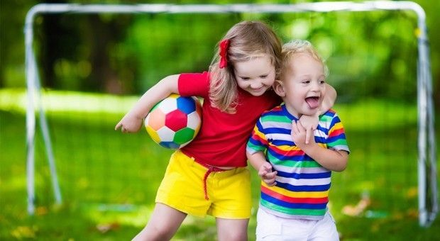 WHO 2020 guidelines for optimal physical activity in children under 5 years old